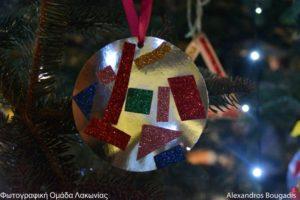 Σε Χριστουγεννιάτικο  κλίμα το Ξηροκάμπι Λακωνίας