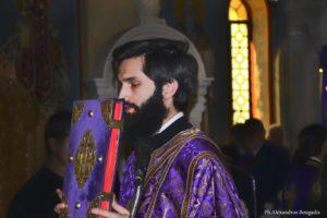 Σε πρεσβύτερο χειροτονείται ο Διάκονος Ραφαήλ Τσάλτας