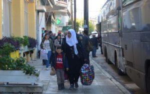 """""""Μόνιμοι"""" εγκατάσταση των προσφύγων στην Σπάρτη"""