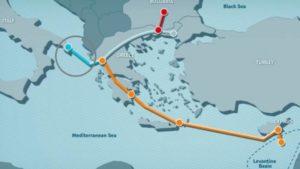 """Π. Νίκας: """"Σημαντικά οφέλη για την Περιφέρεια Πελοποννήσου από τον  EastMed"""""""