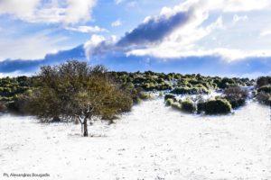 Νέα επιδείνωση του καιρού με χιονοπτώσεις