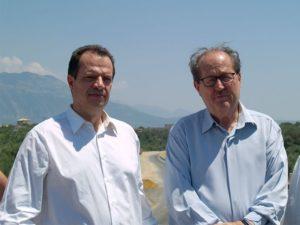 Συνεργασία Νίκα – Δέδε στην Περιφέρεια Πελοποννήσου