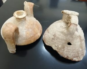 Συνελήφθησαν δύο άτομα για κατοχή αρχαίων αντικειμένων στη Λακωνία