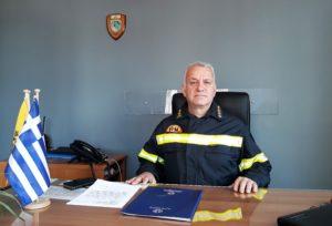 Νέος Διοικητής Π.Υ Λακωνίας