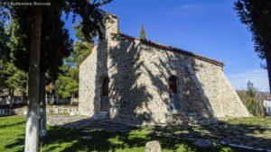 Παναγία Βρεσθενίτισσα Λακωνίας