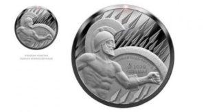 Στην Σπάρτη η παρουσίαση των συλλεκτικών νομισμάτων των 2500 χρόνων