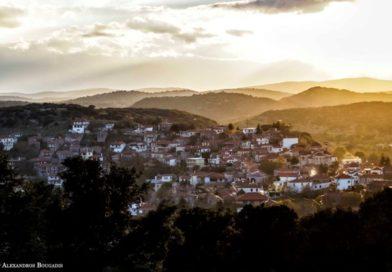 Καρυές Λακωνίας – το χωριό των Καρυάτιδων