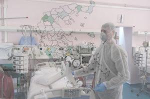 81 νέα κρούσματα κορονοϊού –  σε καραντίνα Δ.Κοινότητα σε Έδεσσα