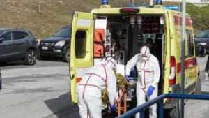 46 νέα κρούσματα covid-19 στην Περιφέρεια Πελοποννήσου την Τρίτη 9 Φεβρουαρίου