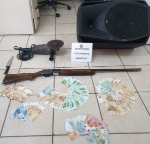 Εξιχνιάστηκαν 6 περιπτώσεις κλοπών και αποπειρών κλοπών στη Λακωνία