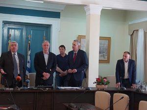 Υπεγράφη το μνημόνιο συνεργασίας μεταξύ Δήμου Σπάρτης και Πανεπιστημίου Πελοποννήσου