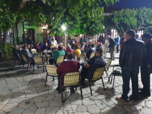 Επίσκεψη Σ.Αραχωβίτη στο Γεράκι Λακωνίας