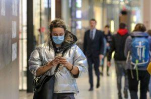Υποχρεωτική η μάσκα από την Δευτέρα 4.5.2020