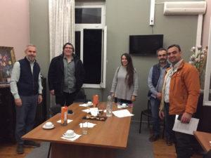Συνάντηση Δαβάκη με τους γεωπόνους της Λακωνίας για την επανεκκίνηση του πρωτογενούς τομέα