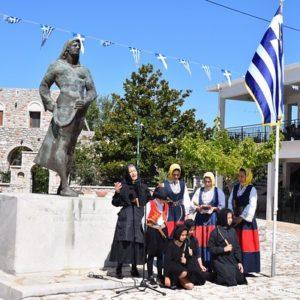 Εορτάστηκε πανηγυρικά η 194η επέτειος της μάχης του Διρού
