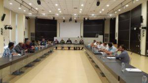 Σύσκεψη Συντονιστικού Οργάνου Πολιτικής Προστασίας Λακωνίας