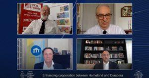 5ο Φόρουμ Δελφών – Ενδιαφέρουσα συζήτηση για τις σχέσεις Ελλάδας-Διασποράς