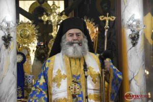 Μάνης Χρυσόστομος Γ': «Ὁ Ἰουστινιανός δέν ἔφτιαξε τζαμί ἀλλά χριστιανικό ναό»