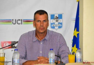 Η ανακοίνωση της παραίτησης του π. Αντιδήμαρχου Σπάρτης κ. Μ. Βακαλόπουλου
