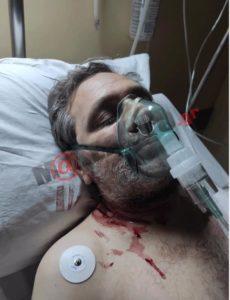 Το μήνυμα του Δικηγόρου του Στέφανο Χίου για την απόπειρα δολοφονίας του