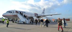 Ακύρωση από την Aegean οι πτήσεις εξωτερικού στο αεροδρόμιο Καλαμάτας