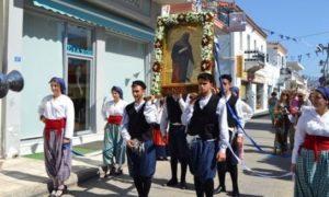 Πρόγραμμα εορτασμού Αγίας Παρασκευής πολιούχου Μολάων