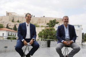 Διεθνής τουριστική καμπάνια για την Ελλάδα