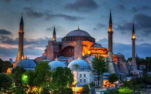 Ανακοίνωση της UNESCO Τεχνών, Λόγου και Επιστημών Ελλάδος για την Αγία Σοφία