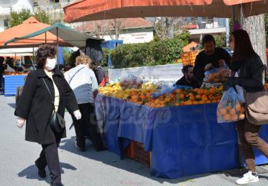 Στήριξη των παραγωγών Λαϊκών Αγορών Ν. Λακωνίας ζητά ο Στ. Αραχωβίτης