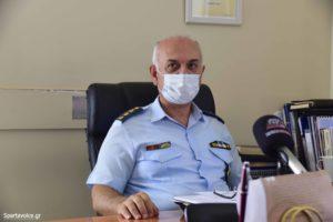 Ανακοίνωση Μέτρων  Αστυνομικού Διευθυντή Λακωνίας κ. Τσιγαρίδα ενόψει Δεκαπενταύγουστου