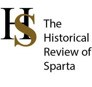 """Κυκλοφορία Επιστημονικού Περιοδικού """"The Historical Review of Sparta"""""""