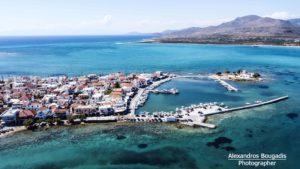 Ελαφόνησος –  Το σμαραγδένιο νησί της Λακωνίας