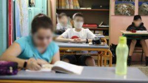 Η Υπ. Παιδείας επιλέγει την ποινικοποίηση των μικρών παιδιών στα σχολεία