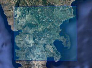 Άμεση χαρτογράφηση της Μάνης από την πυρκαγιά