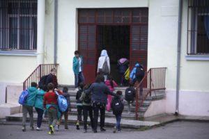 Τρία είναι τα σχολεία της Σπάρτης που θα φοιτήσουν προσφυγόπουλα