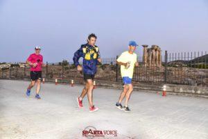 Αθήνα – Σπάρτη στα βήματα του Φειδιππίδη 4 τολμηροί Σπαρταθλητές