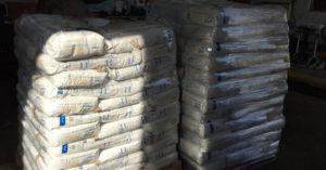 Δωρεά 10 τόνους ζωοτροφή στους πυρόπληκτους της Μάνης