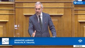 Δαβάκης: Η κυβέρνηση ενισχύει τις Ένοπλες Δυνάμεις