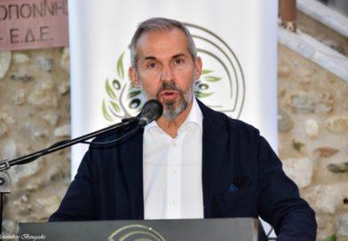 Άλμα προόδου στην πορείατου αρδευτικού δικτύου Τρινάσου του Δήμου Ευρώτα