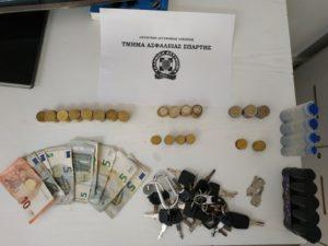 Λακωνία – Συνελήφθη ένα (1) άτομο για απόπειρα κλοπής