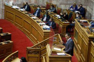 Πρόταση μομφής κατά του Υπ. Οικονομικών για τον νόμο της πτώχευσης