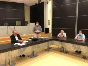 Συμβάσεις τριών έργων ύψους 600.000 ευρώ για την Λακωνία