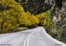 Ξεκίνησε το έργο συντήρησης οδικής ασφάλειας στον δρόμο Καλαμάτας – Σπάρτης, στον Ταΰγετο