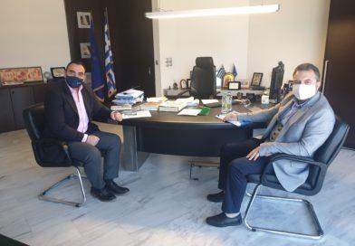 Συνάντηση Αραχωβίτη – Βερούτη στο επίκεντρο οι Δομές Υγείας στην Λακωνία