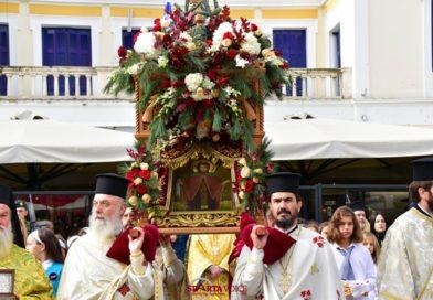 Για πρώτη φόρα ο εορτασμός του Αγίου Νίκωνος κεκλεισμένων των θυρών