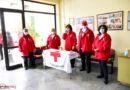Εξέταση rapid-test υποβλήθηκαν μέλη του Ελληνικού Ερυθρού Σταυρού τμήματος Σπάρτης