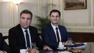 Σε προληπτική καραντίνα ο υπουργός και ο υφυπουργός Τουρισμού