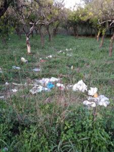 Σπάρτη περιβάλλον και σκουπίδια ένα