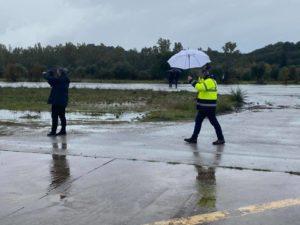 Επιθεώρηση πραγματοποιήθηκε στο Αεροδρόμιο Σπάρτης