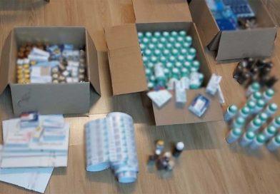 Συνελήφθη ημεδαπός για 11.333 δισκία και αμπούλες παράνομων αναβολικών ουσιών